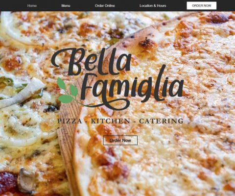 Bella Famiglia Pizza