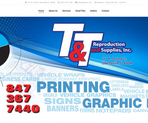 T&T Reproduction and Supplies, Inc